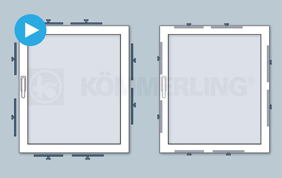 Sehr Sichere Fenster von Jechnerer. | Sicherheit HP11