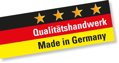 Qualitätshandwerk Made in Germany